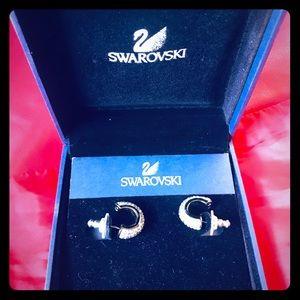 "Swarovski Crystal ""Maggy"" earrings!"